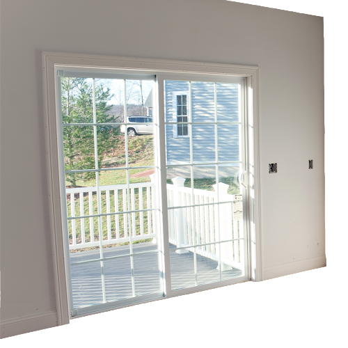 Double Pane Sliding Glass Window