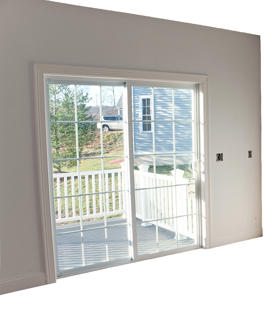 Double pane sliding glass door spillo caves for Double sliding doors